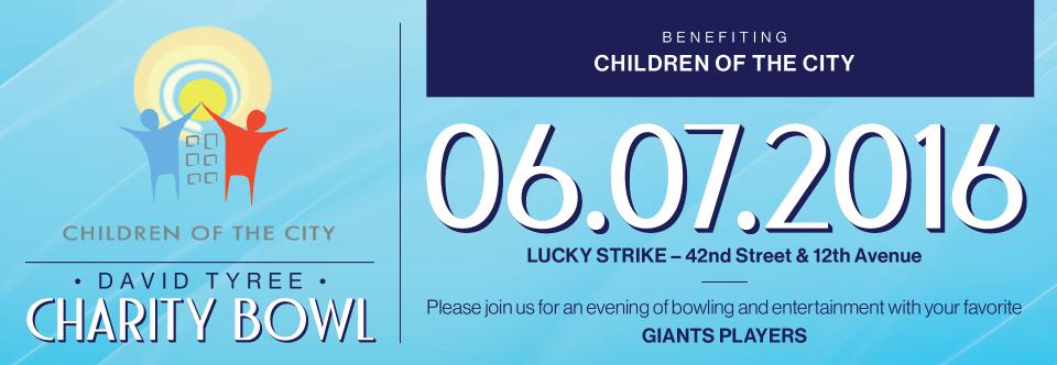 David Tyree Charity Bowl: 6.7.2016